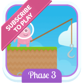 Play 'Fishy Phonics (Phonics Phase 3)'