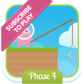 Play 'Fishy Phonics (Phonics Phase 4)'
