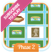 Play 'Word Pairs (Phonics Phase 2)'