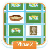 Play 'Word Pairs (Phase 2)' - Phonics Game