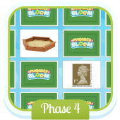 Play 'Word Pairs (Phase 4)' - Phonics Game