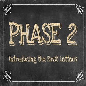 Phonics Phase 2: Introducing the First Letters