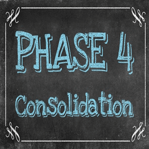 Phonics Phase 4: Consolidation